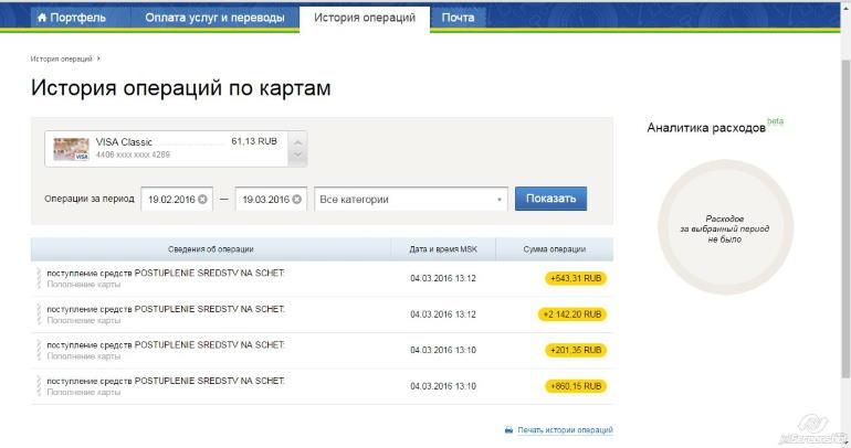 Оплата кредита через личный кабинет клиента УРАЛСИБ Банка